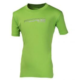 Dětské triko Progress Manio 26EA Dětská velikost: 140 / Barva: zelená Trička a košile