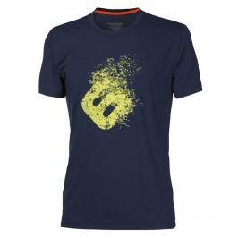 Pánské triko Progress Commander 23CK Velikost: L / Barva: tmavě modrá Pánská trička