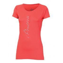 Dámské triko Progress Mania 23OU Velikost: M / Barva: růžová Dámská trička