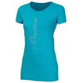 Dámské triko Progress Mania 23OU Velikost: L / Barva: modrá Dámská trička
