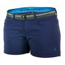 Dámské šortky Warmpeace Mira Lady Velikost: XXL / Barva: tmavě modrá