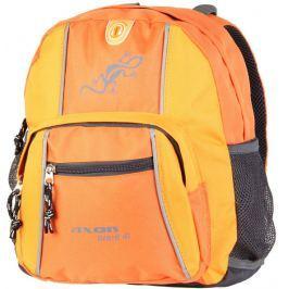 Dětský batoh Axon Lizard 4 l Barva: oranžová Dětské batohy a kapsičky