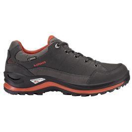Pánské boty Lowa Renegade III GTX Lo Velikost bot (EU): 44 (UK 9,5) / Barva: tmavě šedá Pánská obuv