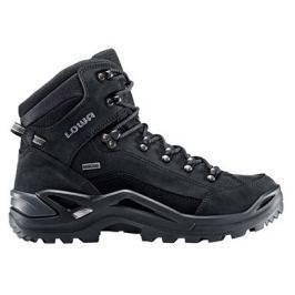 Pánské boty Lowa Renegade GTX Mid Velikost bot (EU): 41 (UK 7) / Barva: černá Pánská obuv