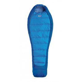 Spacák Pinguin Mistral 195 cm Barva: modrá / Zip: Pravý / Velikost spacáku: 195cm Spacáky
