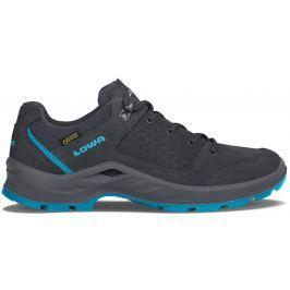 Dámské boty Lowa Terrios GTX LO Ws Velikost bot (EU): 37 (UK 4) / Barva: černá Dámská obuv