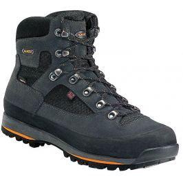 Trekingové boty AKU Conero GTX Velikost bot (EU): 37,5 (4,5) / Barva: černá/šedá Dámská obuv