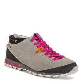 Boty AKU Bellamont Suede GTX Velikost bot (EU): 35 (3) / Barva: šedá/růžová Pánská obuv
