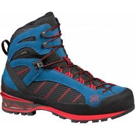Pánské boty Hanwag Makra Combi GTX Velikost bot (EU): 42 / Barva: modrá/červená