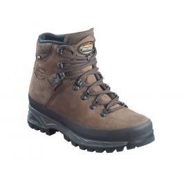 Dámské boty Meindl Island Light MFS lady Velikost bot (EU): 37,5 / Barva: hnědá Dámská obuv