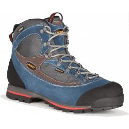 Dámské boty AKU Trekker Lite II GTX Velikost bot (EU): 37 (4) / Barva: modrá/šedá Dámská obuv