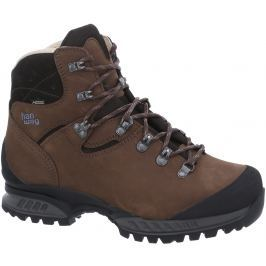 Pánské boty Hanwag Tatra II Wide Velikost bot (EU): 42,5 (8,5) / Barva: hnědá Pánská obuv