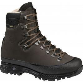 Pánské boty Hanwag Alaska GTX Dark grey Velikost bot (EU): 42,5 (8,5) / Barva: šedá