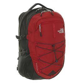 Pánský batoh The North Face Borealis 28l Barva: červená/šedá Batohy