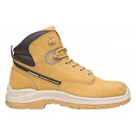 Pánské boty Bennon Ranger O2 High Velikost bot (EU) : 43 / Barva: hnědá Pánská obuv