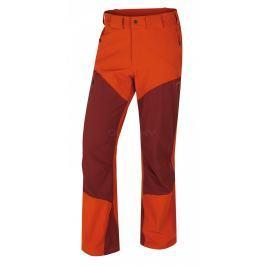 Pánské kalhoty Husky Keiry M Velikost: M / Barva: hnědá Pánské kalhoty