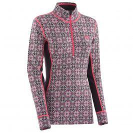 Dámské funkční triko Kari Traa Rose H/Z Velikost: L / Barva: růžová (mauve) Dámská trička