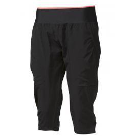 Dámské 3/4 kalhoty Progress Sahara 24LG Velikost: M / Barva: černá/růžová Dámské šortky