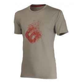 Pánské triko Progress Commander 23CK Velikost: XL / Barva: šedá Pánská trička