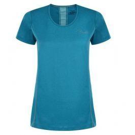 Dámské triko Dare 2b Aspect Tee Velikost: S (10) / Barva: modrá Dámská trička