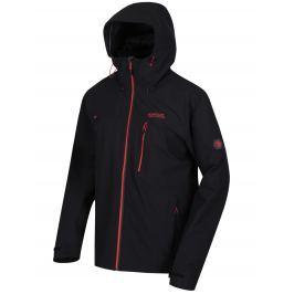 Pánská bunda Regatta Birchdale Velikost: M / Barva: šedá Pánské bundy a kabáty