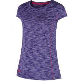 Dámské funkční triko Regatta Hyperdimension Velikost: XL (16) / Barva: fialová Dámská trička