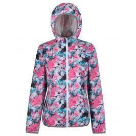 Dámská bunda Regatta Leera II Velikost: XXL (18) / Barva: růžová Dámské bundy a kabáty