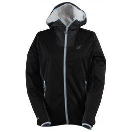 2117 of Sweden Dámská softshelová bunda 2117 Färila Velikost: XL (42) / Barva: černá Dámské bundy a kabáty