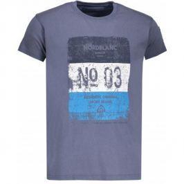 Pánské triko Nordblanc Sheet Velikost: M / Barva: modrá