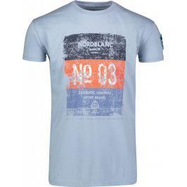 Pánské triko Nordblanc Sheet Velikost: M / Barva: světle modrá Pánská trička