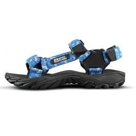 Pánské sandály Nordblanc Tour NBSS55 Velikost bot: 46 / Barva: modrá