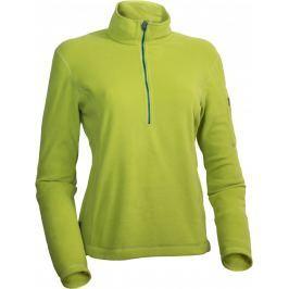 Dámský pulover Warmpeace Gaia Lady Velikost: S / Barva: zelená Dámské mikiny
