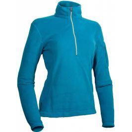 Dámský pulover Warmpeace Gaia Lady Velikost: M / Barva: modrá Dámské mikiny