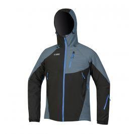 Bunda Direct Alpine Shivling 8.0 Velikost: L / Barva: black/greyblue Pánské bundy a kabáty