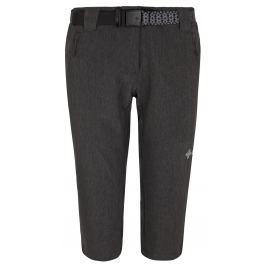 Dámské 3/4 kalhoty Kilpi Dalarna-W (2017) Velikost: M (38) / Barva: šedá