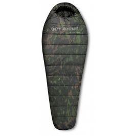 Spacák Trimm Traper 195 cm Zip: Pravý / Barva: camo Spacáky