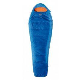 Spacák Pinguin Micra 175 cm Barva: modrá / Zip: Levý / Velikost spacáku: 175 cm