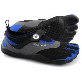 Pánské boty do vody Body Glove 3T Max Velikost bot (EU): 46 / Barva: černá/modrá Pánská obuv