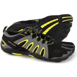 Pánské boty do vody Body Glove 3T Warrior Velikost bot (EU): 44,5 / Barva: černá/žlutá