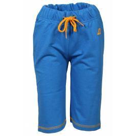 Dětské kalhoty Alpine Pro Roobo Velikost: 140-146 / Barva: modrá Dětské šortky