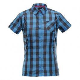 Dámská košile Alpine Pro Lurina Velikost: M / Barva: modrá Dámské halenky a košile