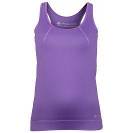 Dámské tílko Alpine Pro Cagiolo 2 Velikost: XL / Barva: fialová Dámská trička