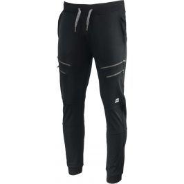 Pánské kalhoty Alpine Pro Sigern Velikost: XXXL / Barva: černá
