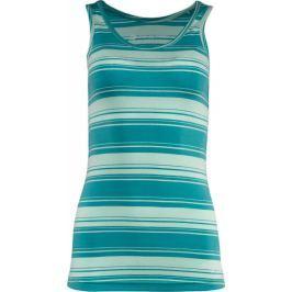 Dámské tílko Alpine Pro Pollya Velikost: M / Barva: modrá Dámské topy