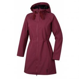 Dámský softshellový kabát Husky Sara L S Velikost: S / Barva: fialová