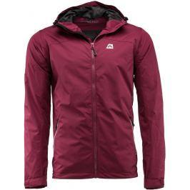 Pánská bunda Alpine Pro Precious Velikost: M / Barva: vínová Pánské bundy a kabáty