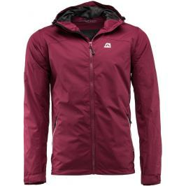 Pánská bunda Alpine Pro Precious Velikost: XL / Barva: vínová Pánské bundy a kabáty