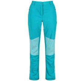 Dámské kalhoty Regatta Sungari Wmns Trs Velikost: L (14) / Barva: modrá