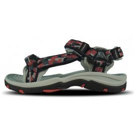 Dámské Sandály Trimm Indy II Velikost bot: 40 / Barva: grey/red