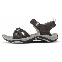 Dámské sandály Nordblanc Kuky Velikost bot: 42 / Barva: černá